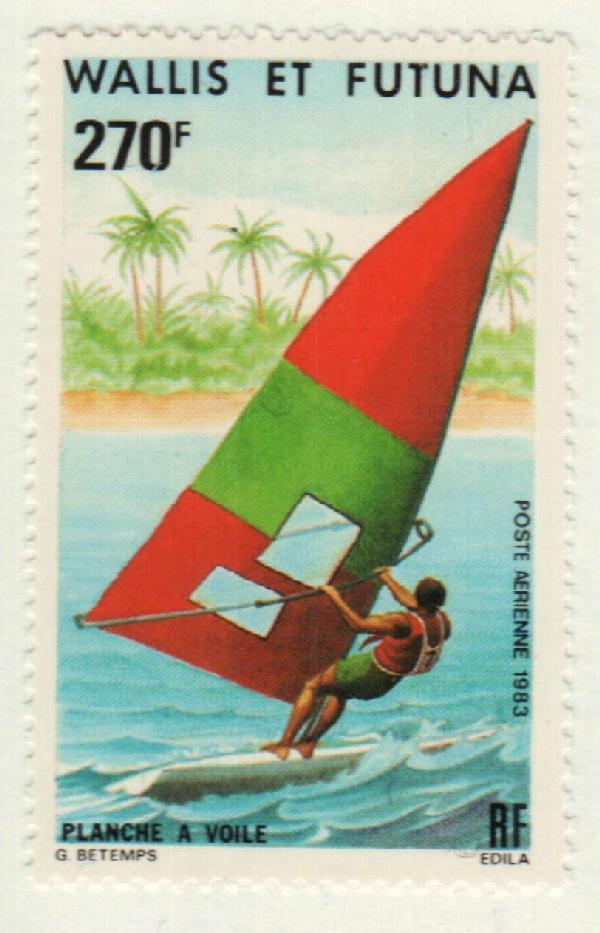 1983 Wallis & Futuna Islands
