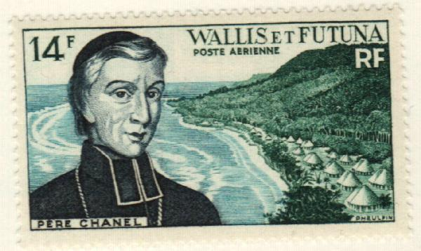 1955 Wallis & Futuna Islands