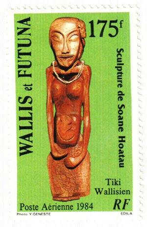 1984 Wallis & Futuna Islands