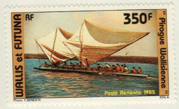 1985 Wallis & Futuna Islands