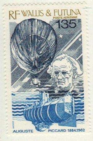 1987 Wallis & Futuna Islands