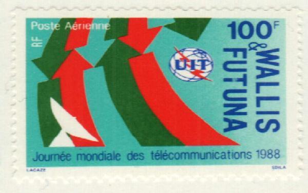 1988 Wallis & Futuna Islands