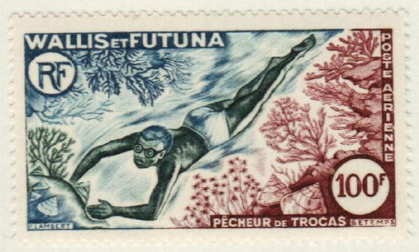 1962 Wallis & Futuna Islands