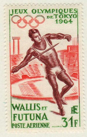 1964 Wallis & Futuna Islands