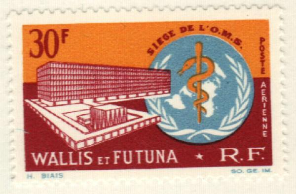 1966 Wallis & Futuna Islands