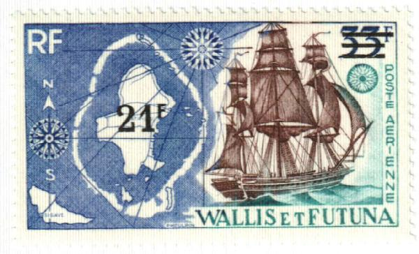 1971 Wallis & Futuna Islands