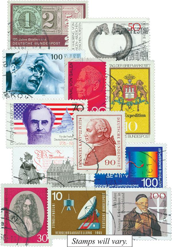 West Germany, 1000v
