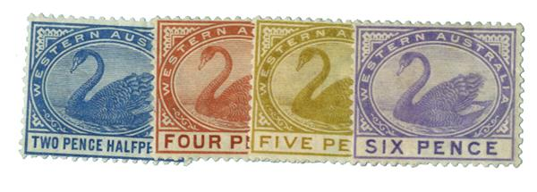 1890-93 Western Australia