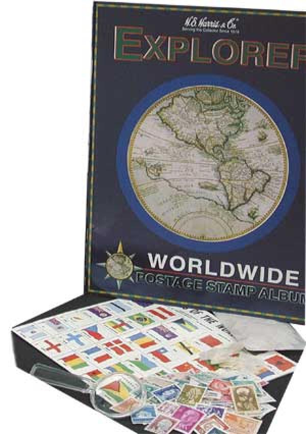 Explorer Woldwide Collection Kit