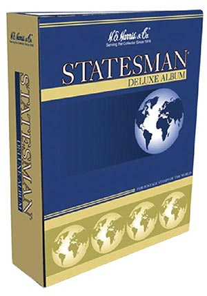 HE Harris Statesman Worldwide Album, Volume I, Countries A-L