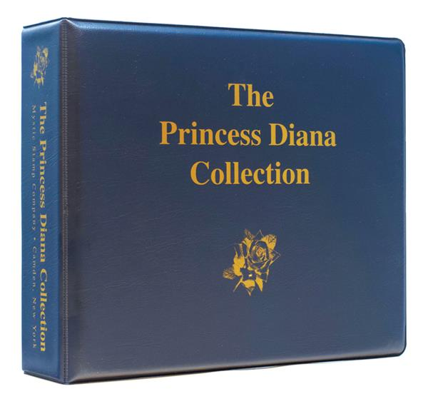 Mystic's Princess Diana Collection Binder