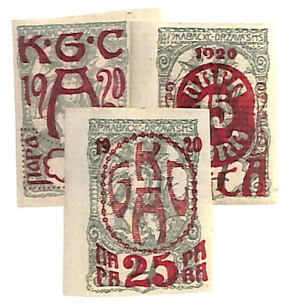 1920 Yugoslavia