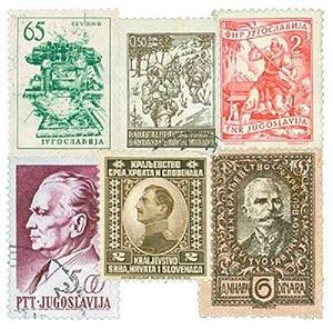 Yugoslavia, 500v