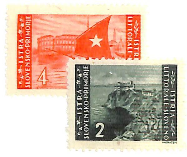 1945-46 Yugoslavia-Istria