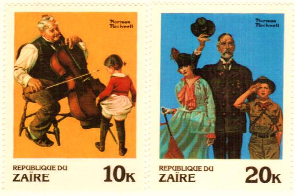 1981 Zaire