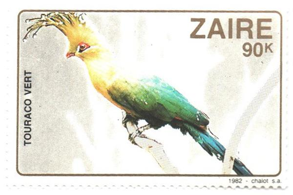 1982 Zaire