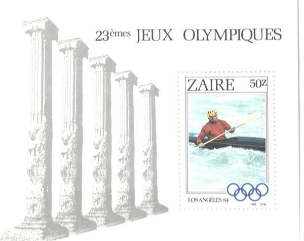 1984 Zaire