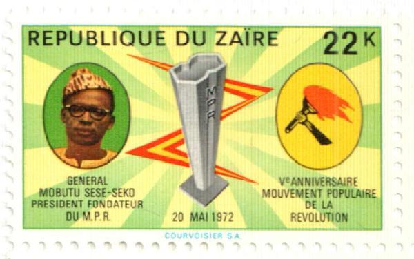 1972 Zaire
