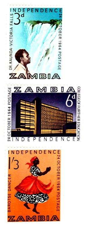 1964 Zambia