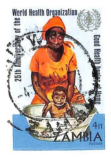 1973 Zambia