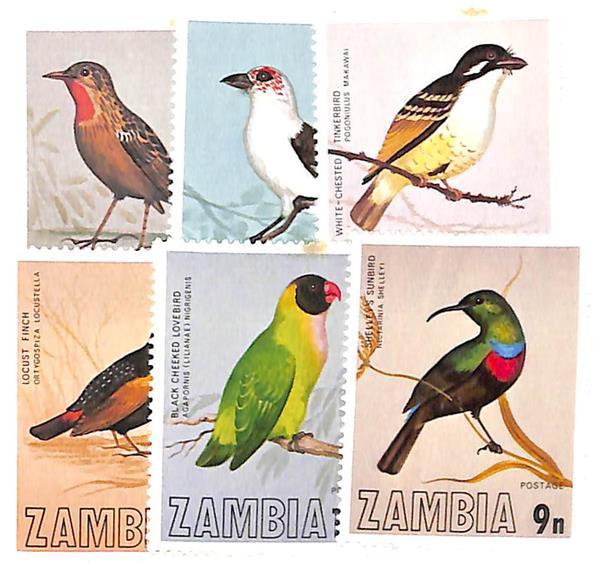 1977 Zambia