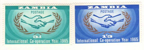 1965 Zambia