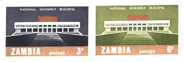 1967 Zambia