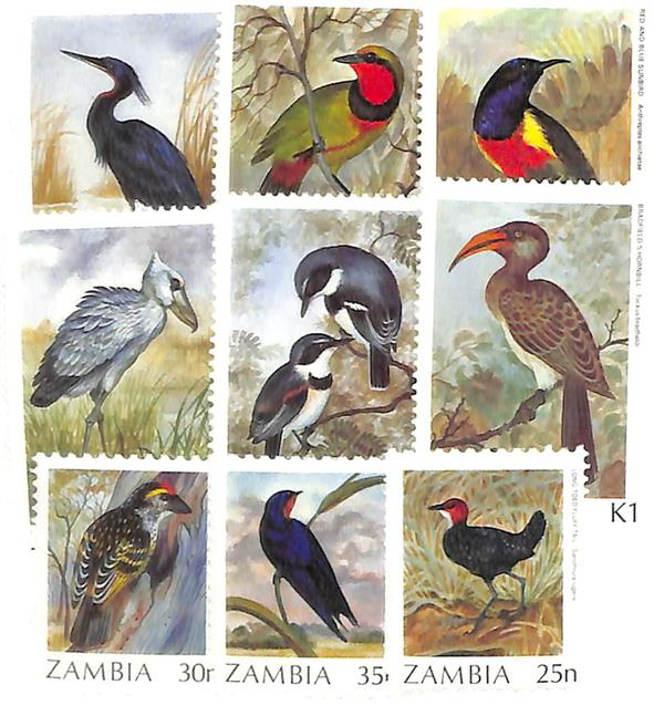 1987-88 Zambia