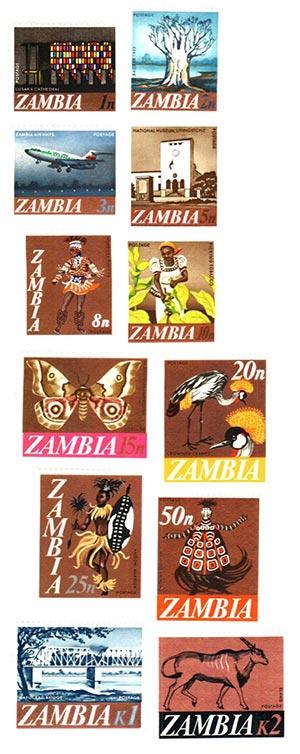 1968 Zambia