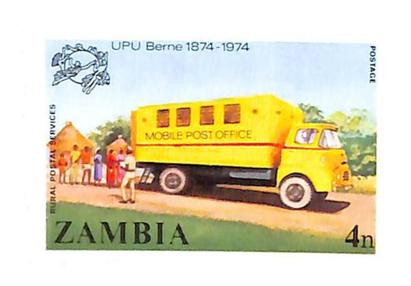 1988 Zambia
