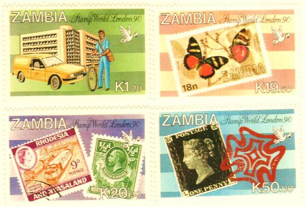1990 Zambia