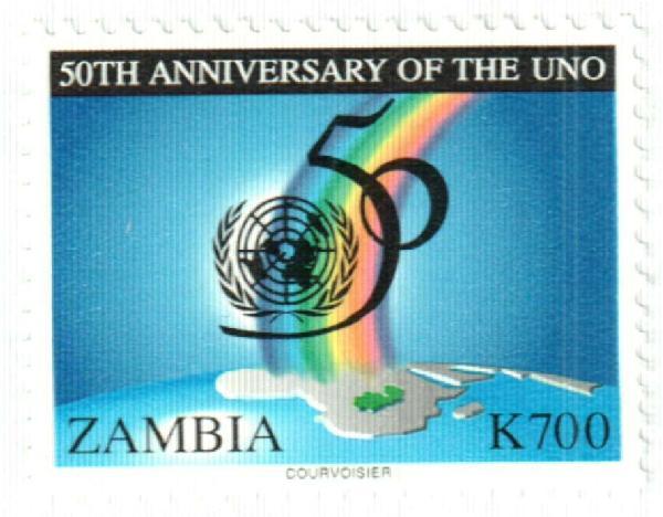 1995 Zambia