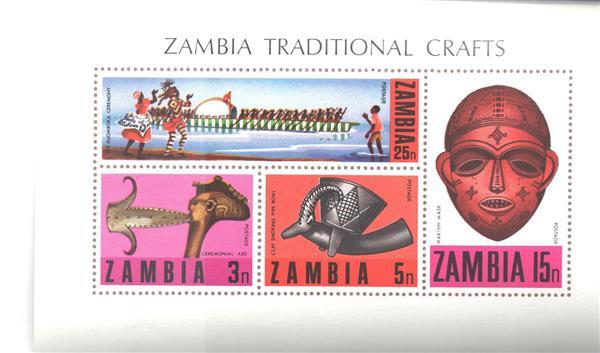 1970 Zambia