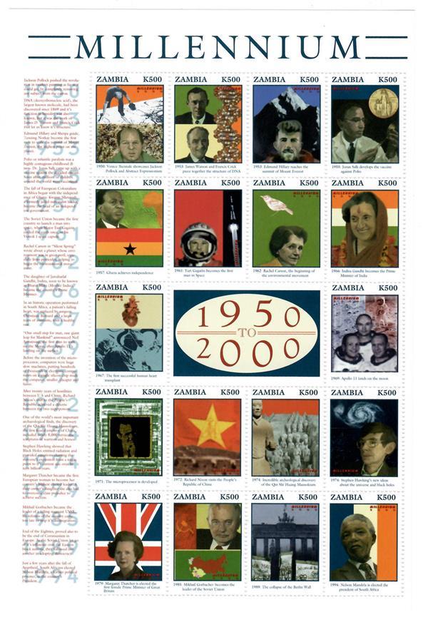 2000 Zambia