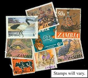 Zambia, 100v