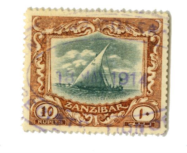 1913 Zanzibar