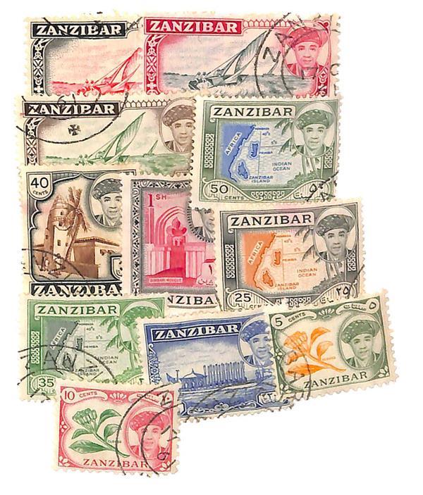 1961 Zanzibar