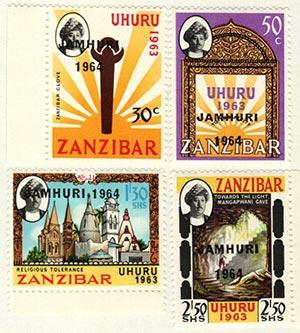 1964 Zanzibar