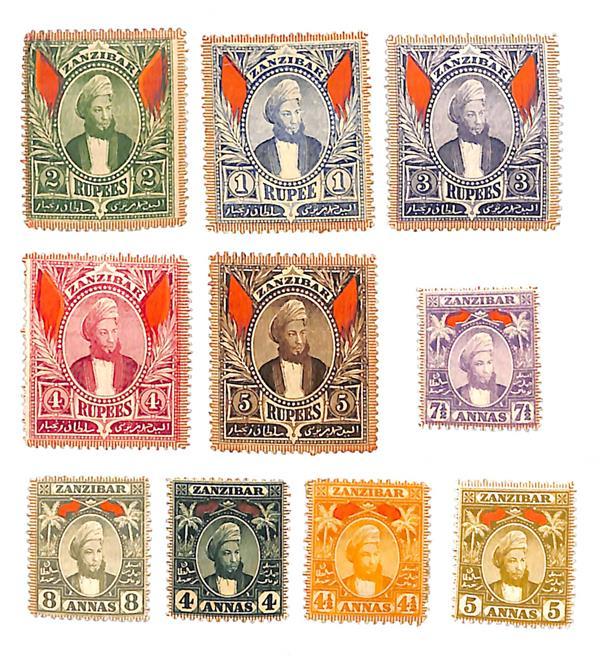 1896 Zanzibar