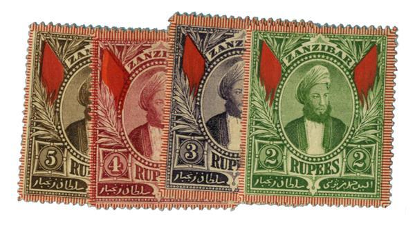 1904 Zanzibar