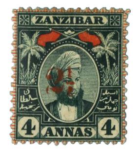 1897 Zanzibar