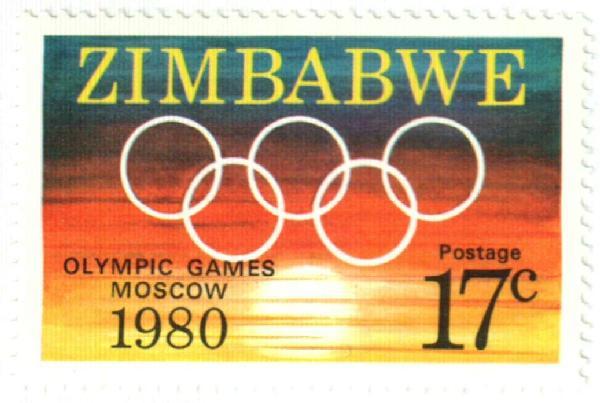 1980 Zimbabwe