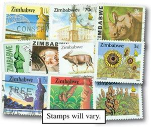 Zimbabwe, 100v