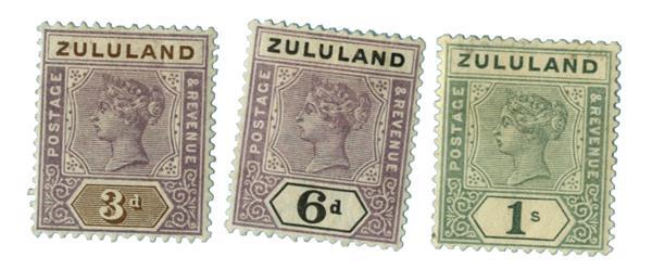 1894-96 Zululand