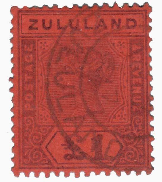 1894 Zululand
