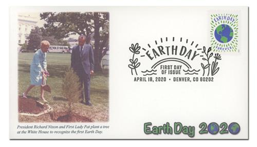 2020 First-Class Forever Stamp - Earth Day
