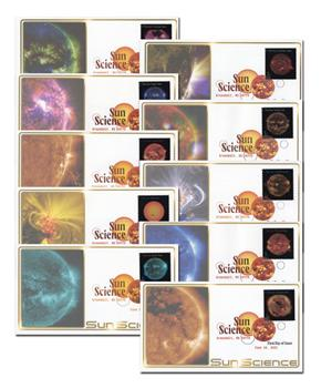 2021 First-Class Forever Stamps - Sun Science