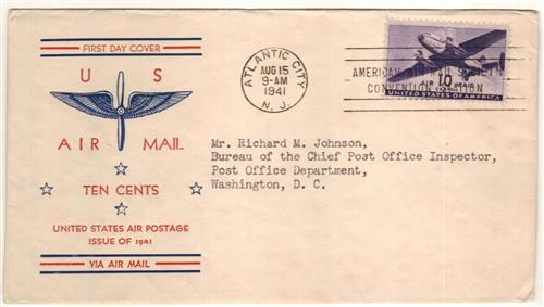 1941 10c Rotary Press