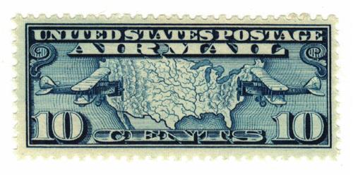 1926 10c Airmail Perf 11