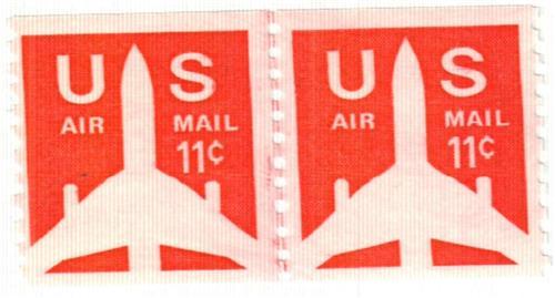 1971 11c Jet Airliner Coil